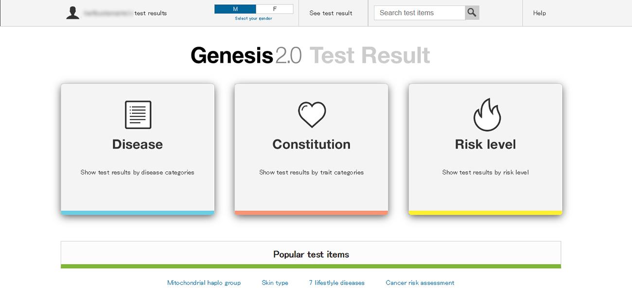 GeneLife Genesis2 0